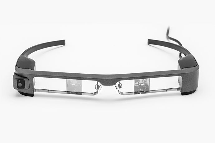 epson moverio bt300 augmented reality smart glasses ardeveloper edition