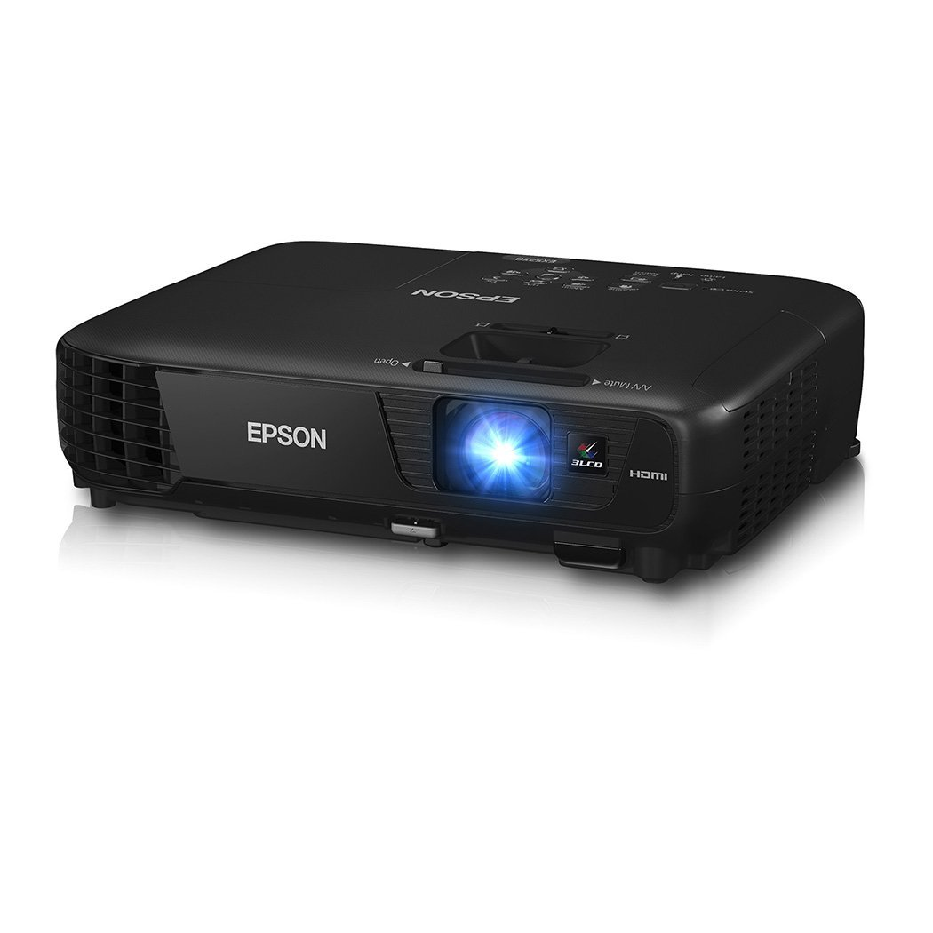 Epson ex5250 pro wireless xga 3lcd 3600 lumens projector for Bluetooth hdmi projector