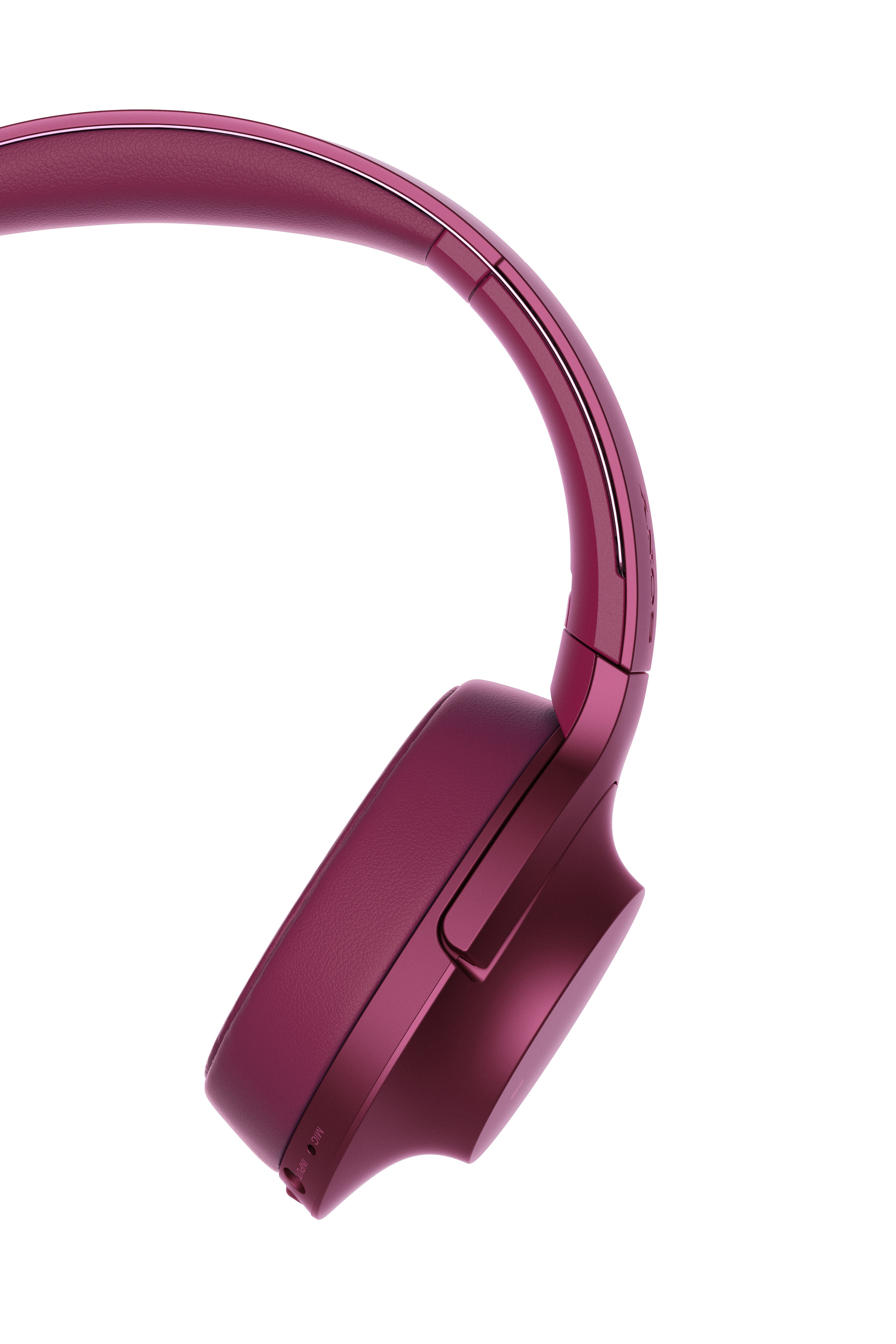 Headphones qcy q29 - Sony h.ear (Pink) Overview