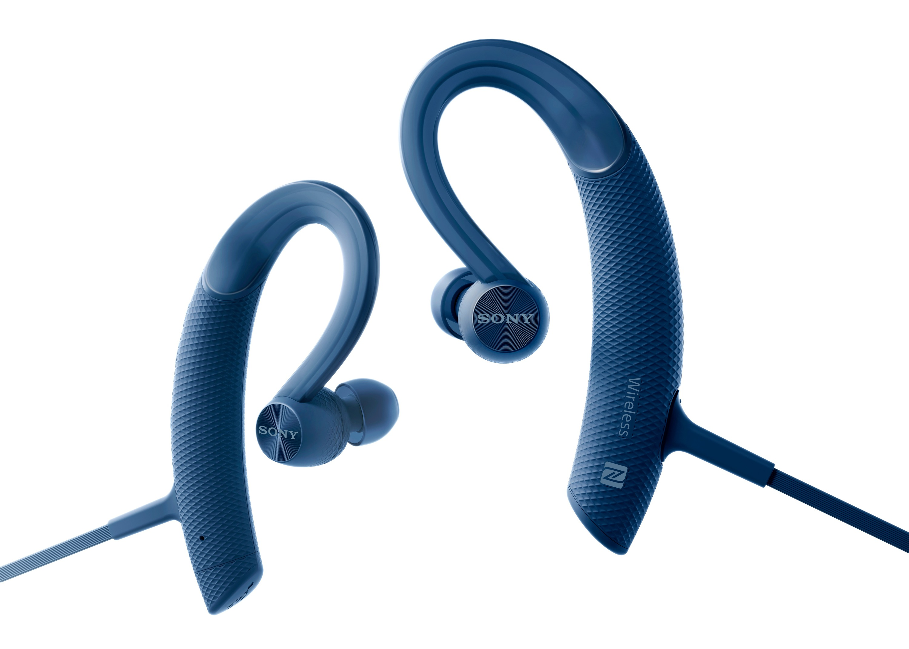 sony mdr xb80bs wireless sports bluetooth in ear