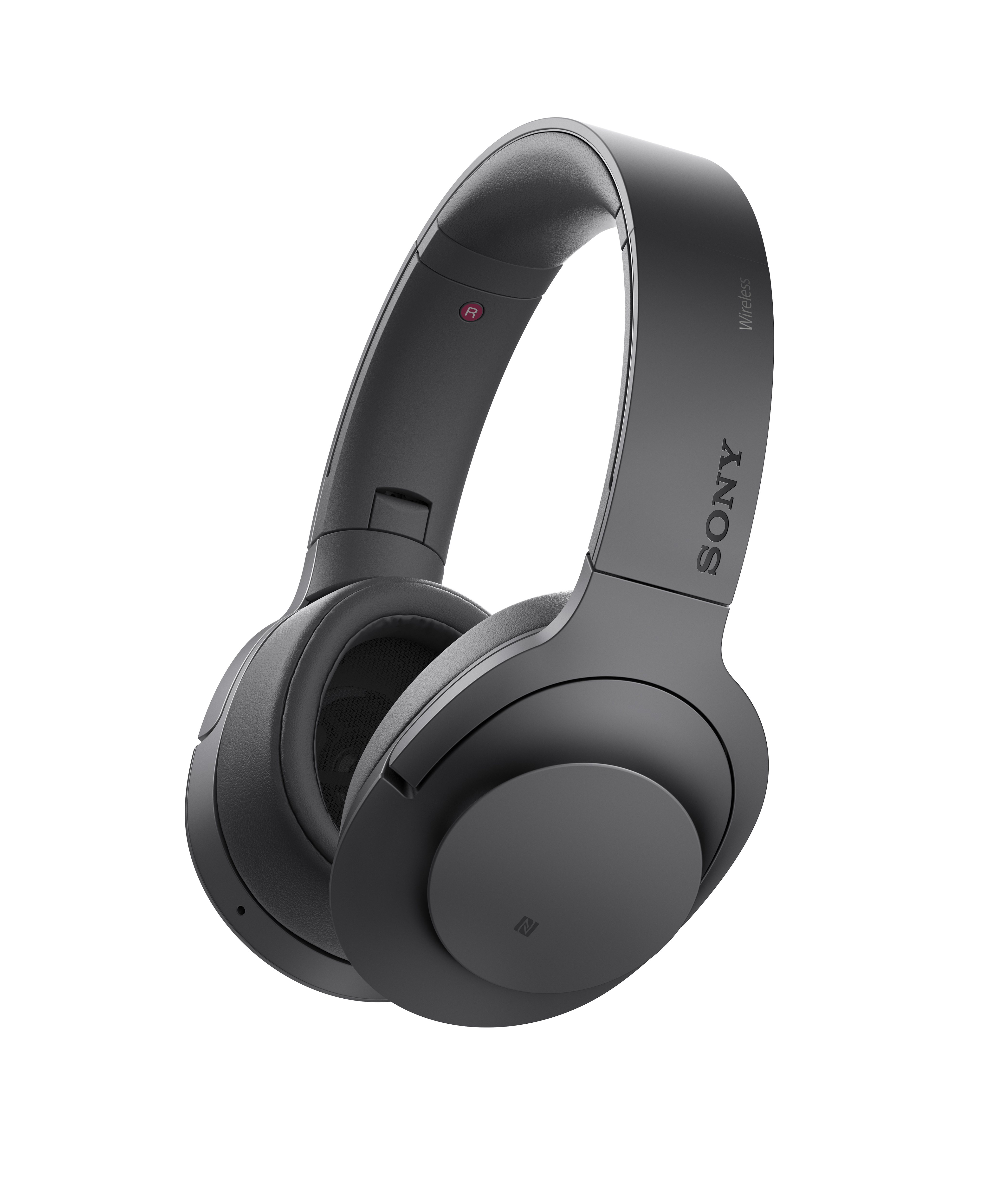sony mdr 100abn on bluetooth wireless noise. Black Bedroom Furniture Sets. Home Design Ideas