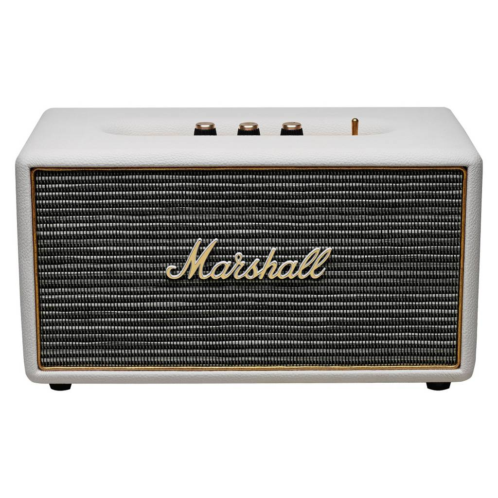 marshall stanmore wireless bluetooth stereo speaker system ebay. Black Bedroom Furniture Sets. Home Design Ideas