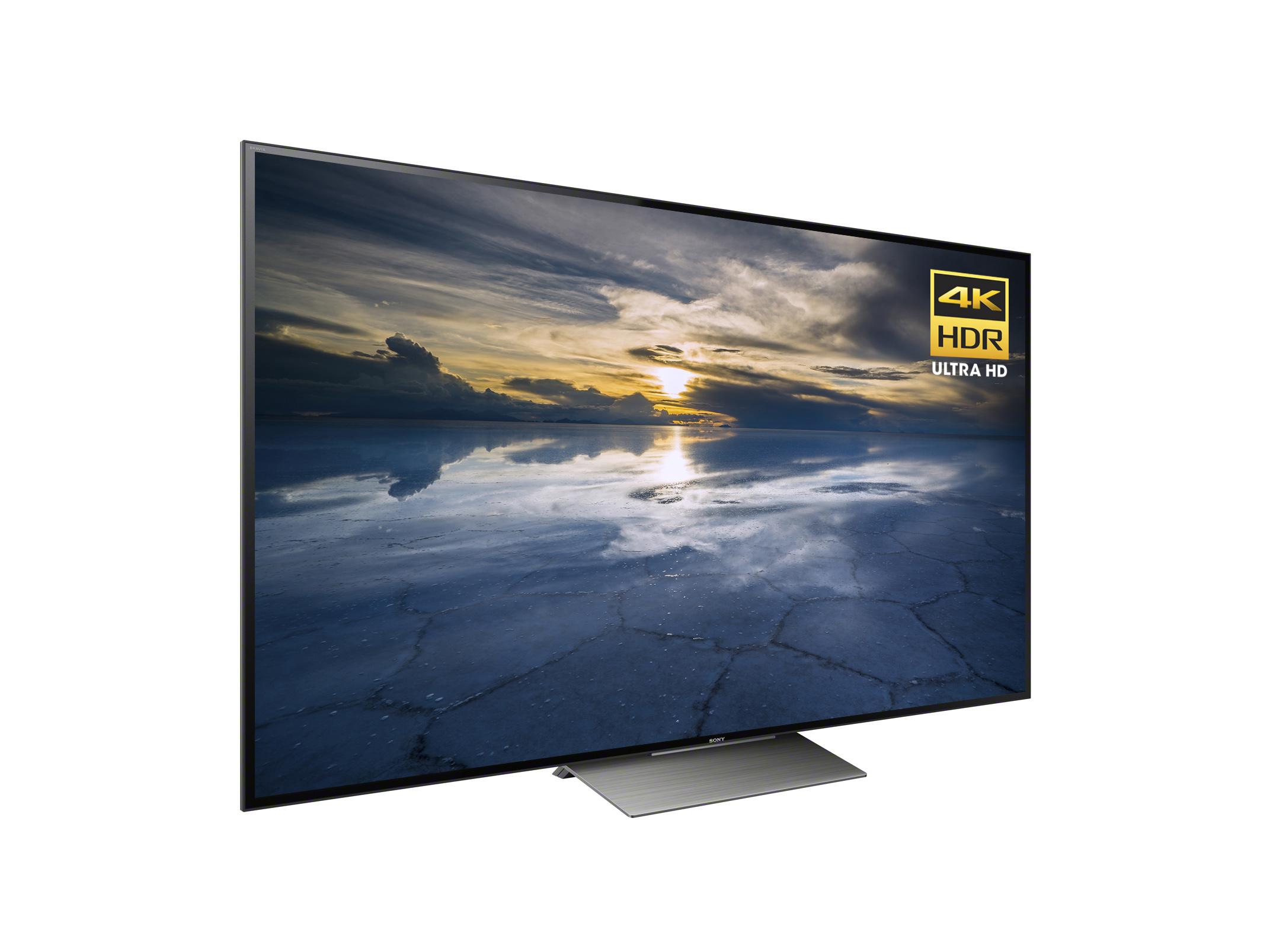sony x930d 65 hdr 4k uhd 120hz 3d smart tv w wi fi motionflow xr xbr 65x930d ebay. Black Bedroom Furniture Sets. Home Design Ideas