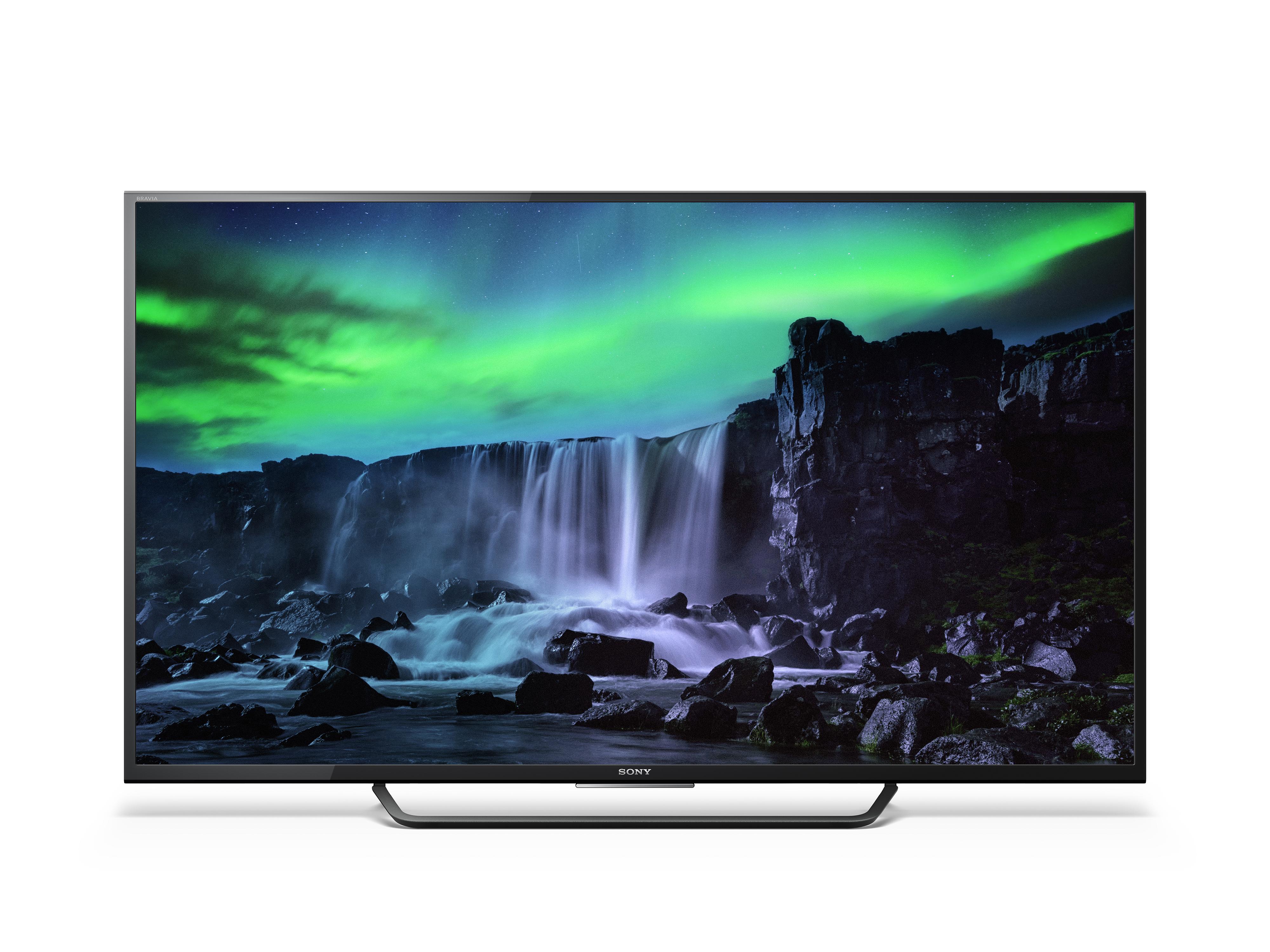 sony bravia xbr x800c series xbr 49x800c 49 led smart tv 4k ultrahd. Black Bedroom Furniture Sets. Home Design Ideas