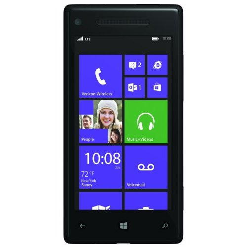 htc windows 8x 4g mobile phone black verizon ebay