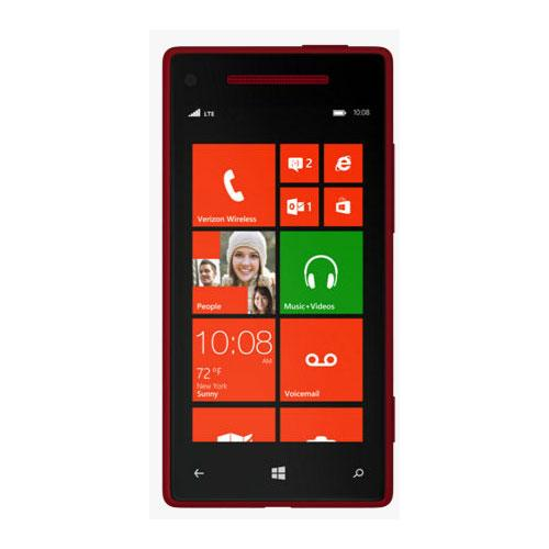 Htc windows 8x 4g mobile phone red verizon ebay for Window 4g mobile