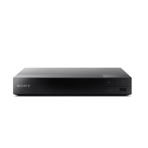 sony bdp s3500 smart streaming blu ray player hdmi 1080p. Black Bedroom Furniture Sets. Home Design Ideas
