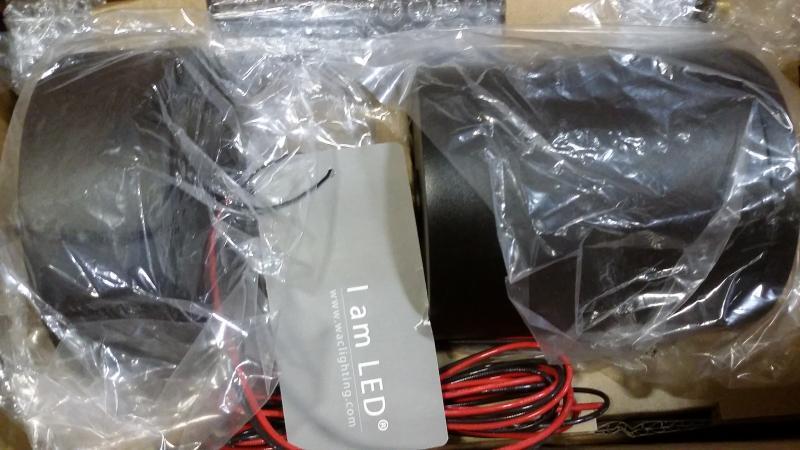 WAC Lighting PD-W2605-BK Tube 1 Light 3000K High Output LED LED LED Monopoint Pendant - 20c996