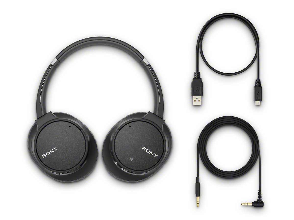 Sony-WH-CH700N-Wireless-Bluetooth-Noise-Canceling-Over-the-Ear-Headphones thumbnail 3