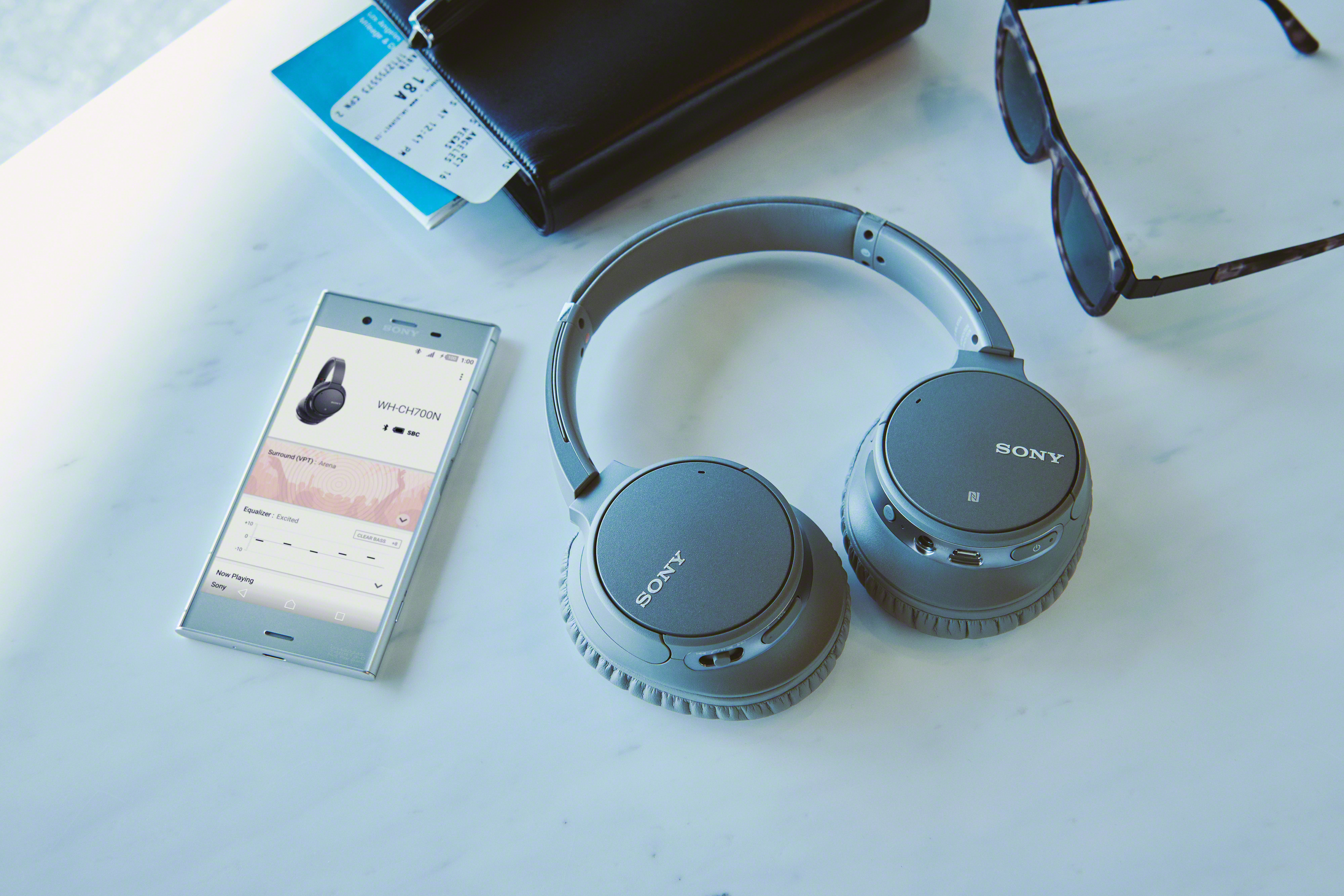 Sony-WH-CH700N-Wireless-Bluetooth-Noise-Canceling-Over-the-Ear-Headphones thumbnail 12