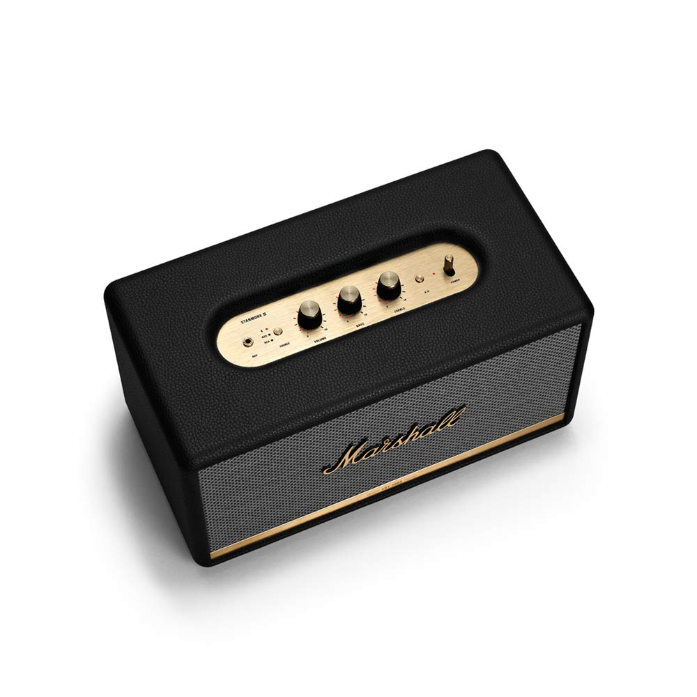 Marshall-Stanmore-II-Wireless-Bluetooth-Speaker thumbnail 4