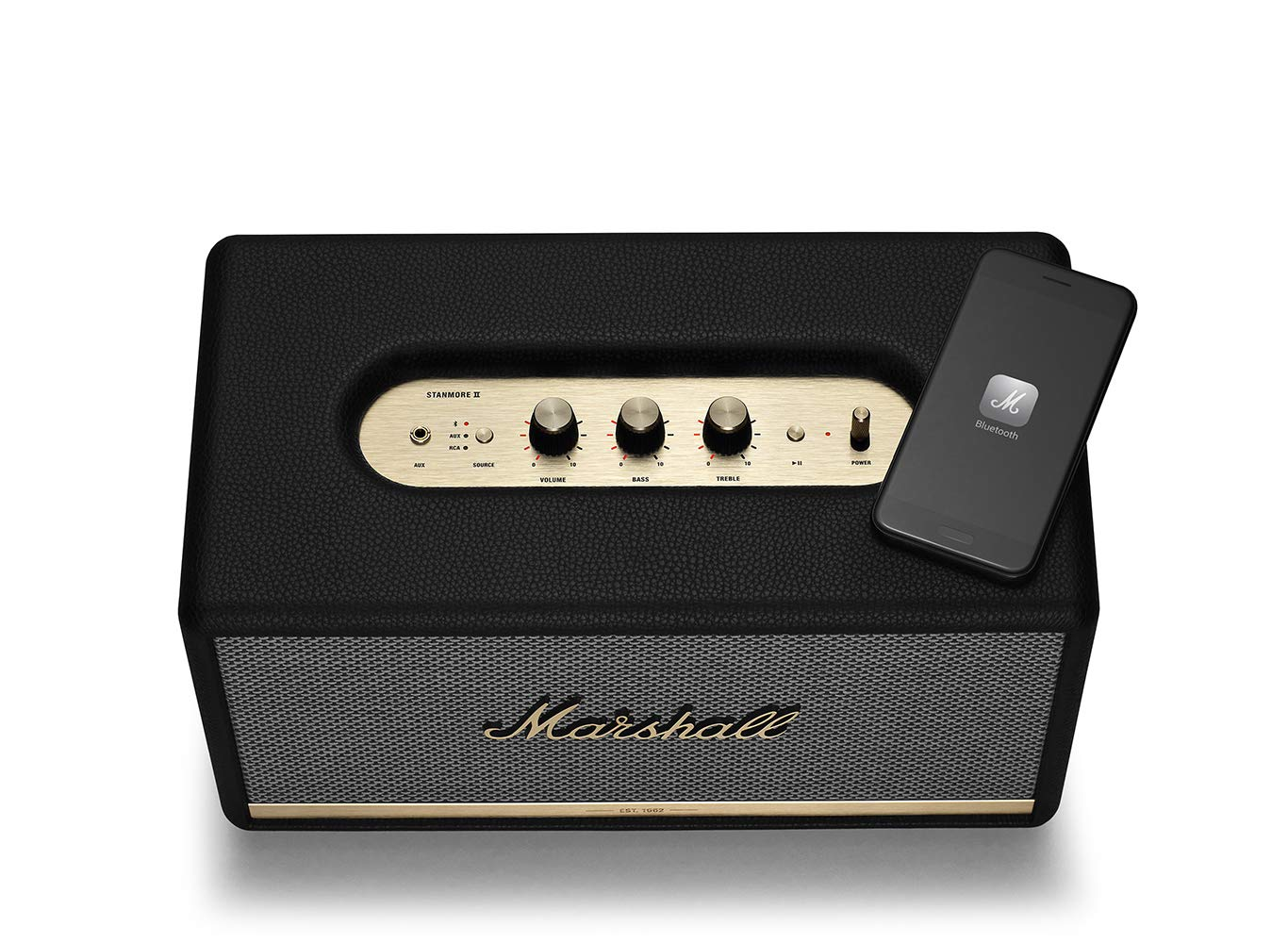 Marshall-Stanmore-II-Wireless-Bluetooth-Speaker thumbnail 9
